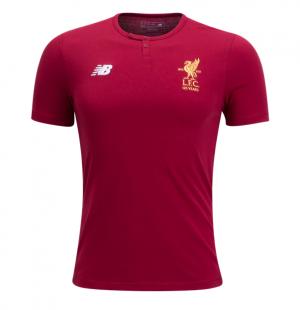 Camiseta de Liverpool 2017/2018