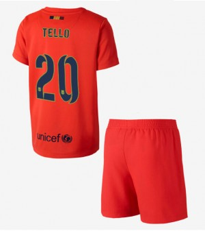Camiseta Arsenal Flamini Segunda Equipacion 2014/2015