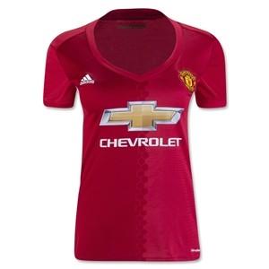 Camiseta de Manchester United 2016/2017 Mujer
