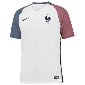 Camiseta del Francia Segunda Equipacion 2016