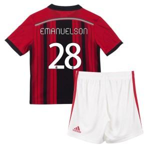Camiseta Everton Lukaku 1a 2014-2015