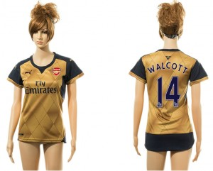 Camiseta Arsenal 14# Away