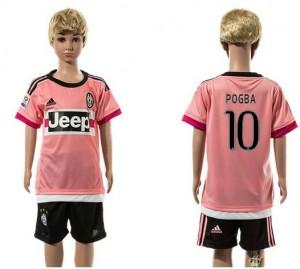 Camiseta Juventus 10 2015/2016 Niños