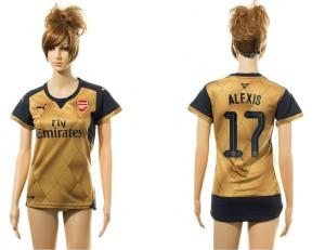 Camiseta de Arsenal Away FC UEFA Champions League 17#