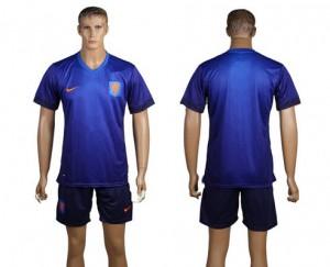 Camiseta Holanda de la Seleccion Segunda WC2014