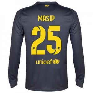 Camiseta Portero Barcelona Masip Primera Equipacion 2014/2015