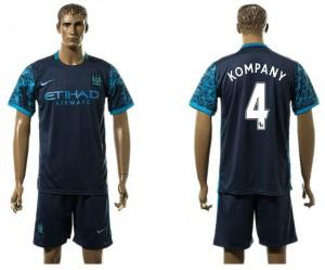 Camiseta nueva del Manchester City 4# Away