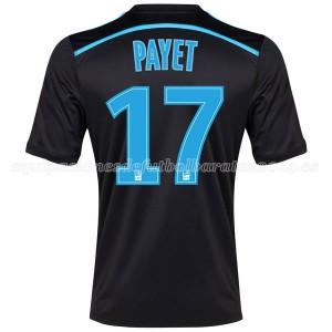 Camiseta del Payet Marseille Tercera 2014/2015