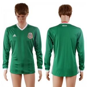 Camiseta del Mexico 2016-2017