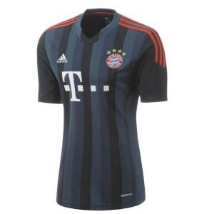 Camiseta de Bayern Munich 2013/2014 Segunda Equipacion Mujer