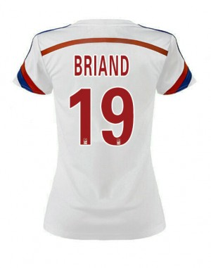 Camiseta nueva Marseille Samba Segunda 2014/2015