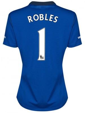 Camiseta Tottenham Hotspur Naughton Segunda 14/15
