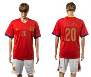 Camiseta nueva España 20# 2015-2016