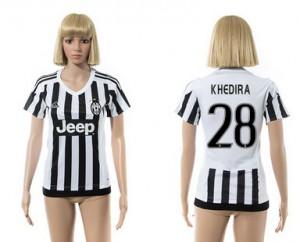 Mujer Camiseta del 28 Juventus 2015/2016