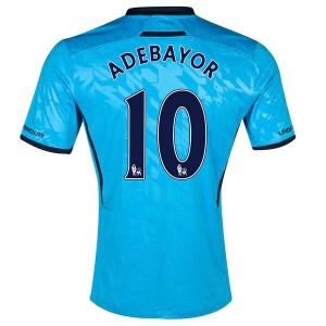 Camiseta de Tottenham Hotspur 2013/2014 Segunda Adebayor
