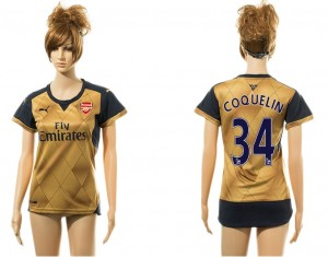 Camiseta nueva del Arsenal 34# Away