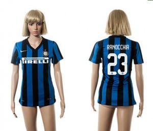Camiseta nueva Inter Milan Mujer 23 2015/2016