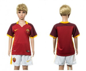 Camiseta AS Roma 2015/2016 Niños