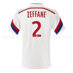 Camiseta nueva del Lyon 2014/2015 Zeffane Primera