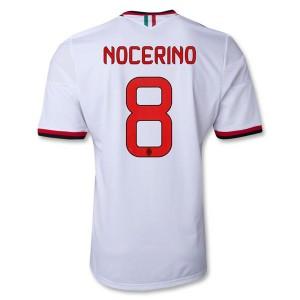 Camiseta de AC Milan 2013/2014 Segunda Nocerino Equipacion