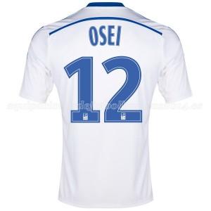 Camiseta nueva Marseille Osei Primera 2014/2015
