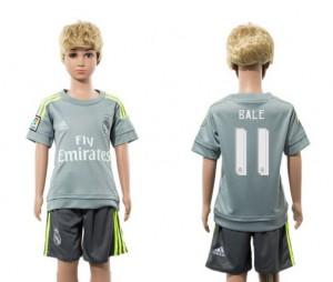 Niños Camiseta del 11 Real Madrid Away 2015/2016