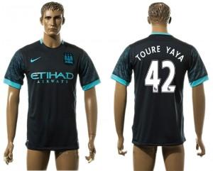 Camiseta nueva Manchester City 42# aaa version Away