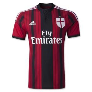 Camiseta AC Milan Primera Tailandia 2014/2015
