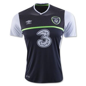 Camiseta nueva del Ireland 2016/2017