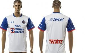 Camiseta Cruz Azul 2015/2016
