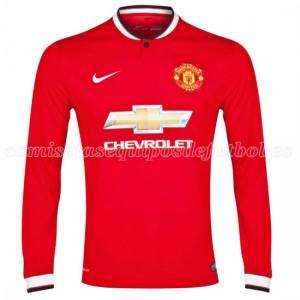 Camiseta nueva del Manchester United 2014/2015 ML 1a