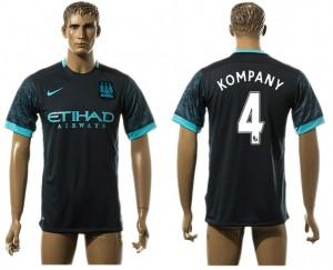 Camiseta nueva Manchester City 4# aaa version Away