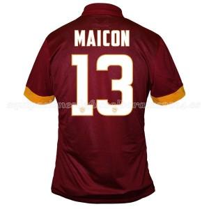 Camiseta nueva del AS Roma 2014/2015 Equipacion Maicon Primera