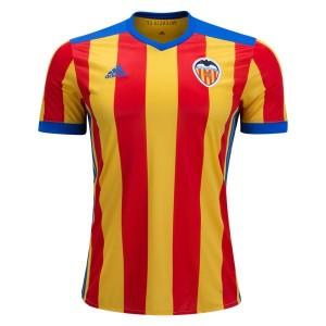 Camiseta Valencia FC Segunda Equipacion 2017/2018