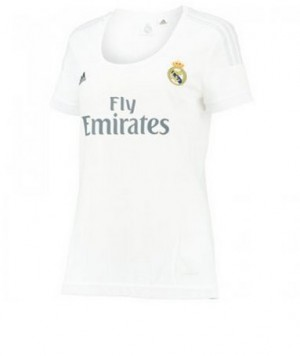 Camiseta nueva Real Madrid Mujer Equipacion Primera 2015/2016