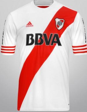 Camiseta River Plate 2015