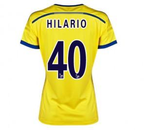 Camiseta Portero nueva del Chelsea 2014 Equipacion Cech