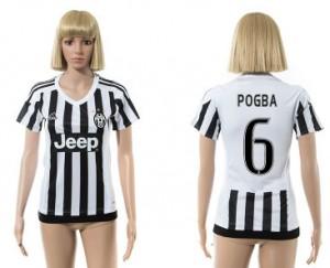 Camiseta nueva Juventus Mujer 6 2015/2016