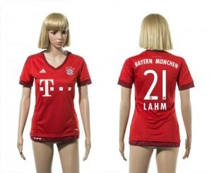 Mujer Camiseta del Bayern Munich