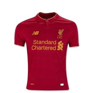 Camiseta nueva Liverpool Niños 2016/2017