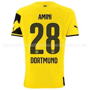 Camiseta de Borussia Dortmund 14/15 Primera Amini