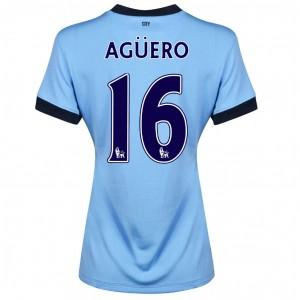 Camiseta del Fernandinho Manchester City Segunda 2014/2015