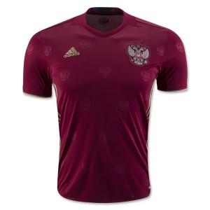 Camiseta de Rusia 2016/2017