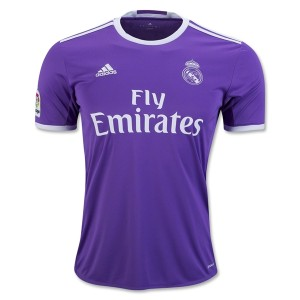 Camiseta de Real Madrid 2016/2017 Segunda Equipacion