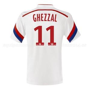 Camiseta Lyon Ghezzal Primera 2014/2015