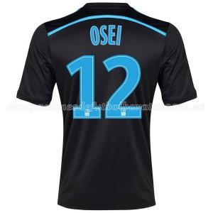 Camiseta nueva Marseille Osei Tercera 2014/2015