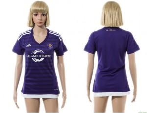 Camiseta de Orlando City SC 2015/2016 Mujer