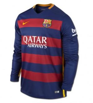 Camiseta del Barcelona Primera Equipacion 2015/2016
