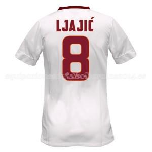 Camiseta del Ljajic AS Roma Segunda Equipacion 2014/2015