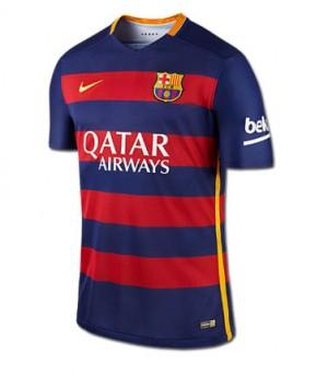 Camiseta nueva del Barcelona 2015/2016 Equipacion Primera